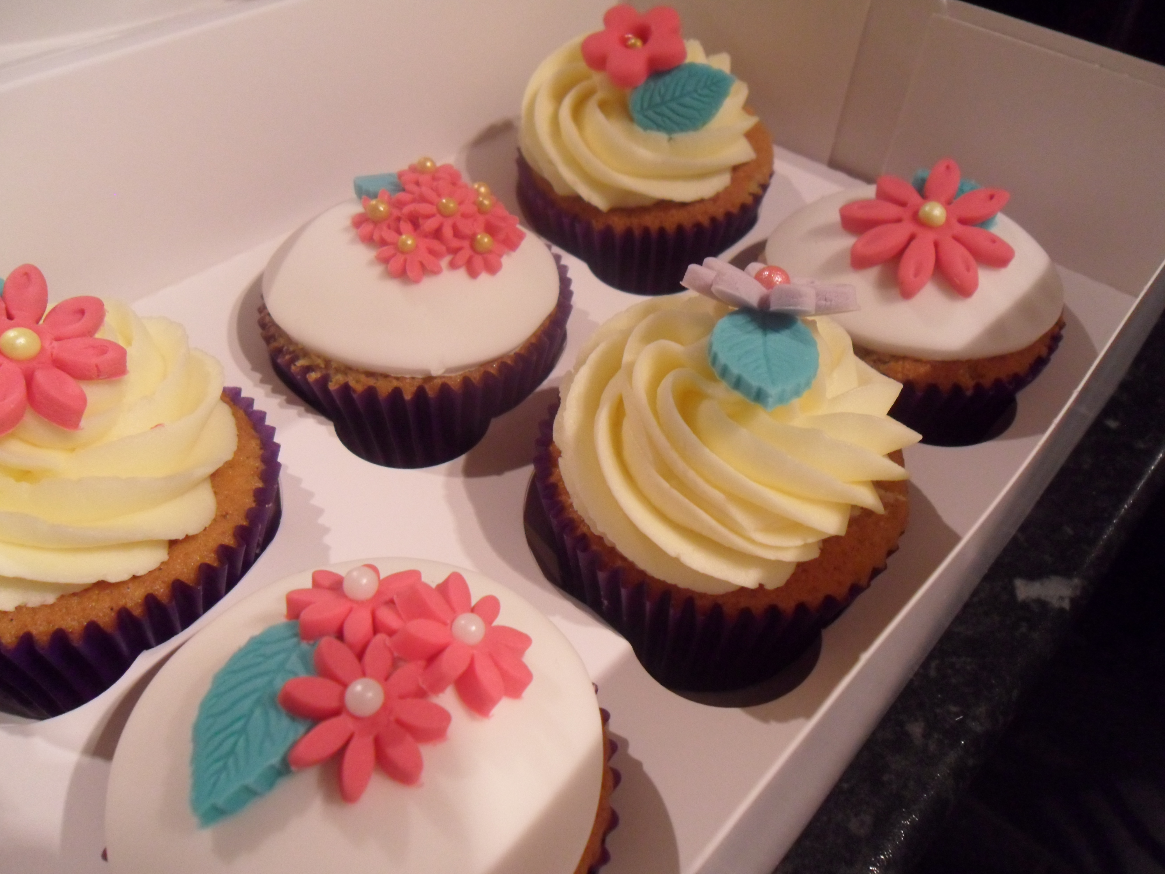 Fairy Cakes Filledwithlovecupcakes